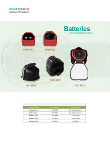 Batteries and accessories series