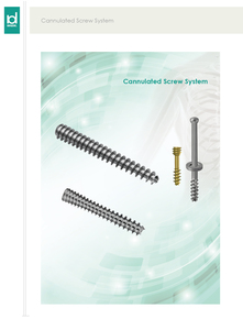 Cannulated Screw Series